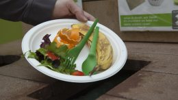 Eco-Cycle food waste
