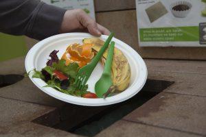 Eco-Cycle food waste