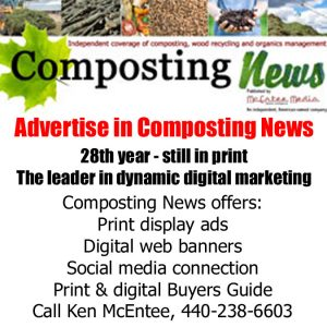 Composting News advertise