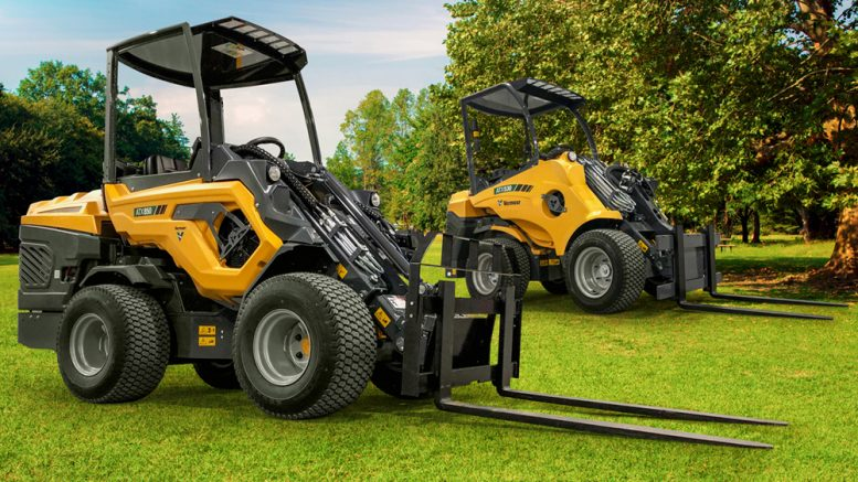 ATX850 and ATX530 Vermeer MultiOne loaders