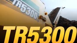 Vermeer TR5300 trommel