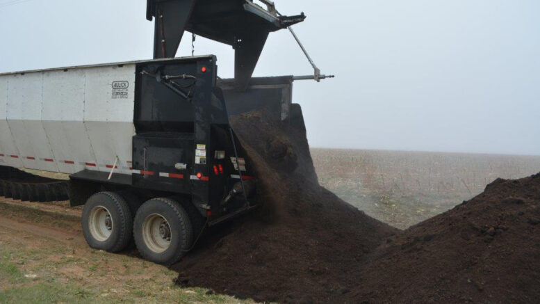 manure compost